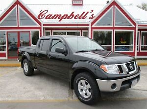 2012 Nissan Frontier SV Crew Cab 4x4 BLUETOOTH AIR CRUISE!!