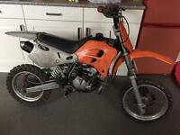Ktm 65 needs topend doing
