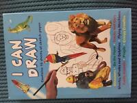 Drawing book and paper included - great kids gift