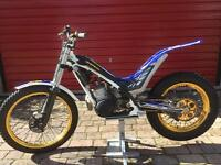 Sherco st250 (2011) trails bike