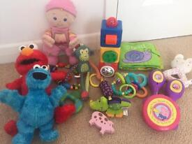 Baby's toys bundle