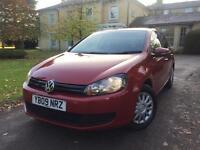 2009 Volkswagen Golf 1.6 TDI S+£30 TAX+FSH+HPI CLEAR+PX+SWAPZ+BARGAIN+