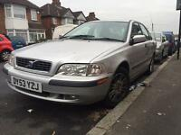 Volvo S40 1.6 sport 2003 - LONG MOT *drives mint* not Mondeo Laguna vectra Bmw Audi cheap Passat