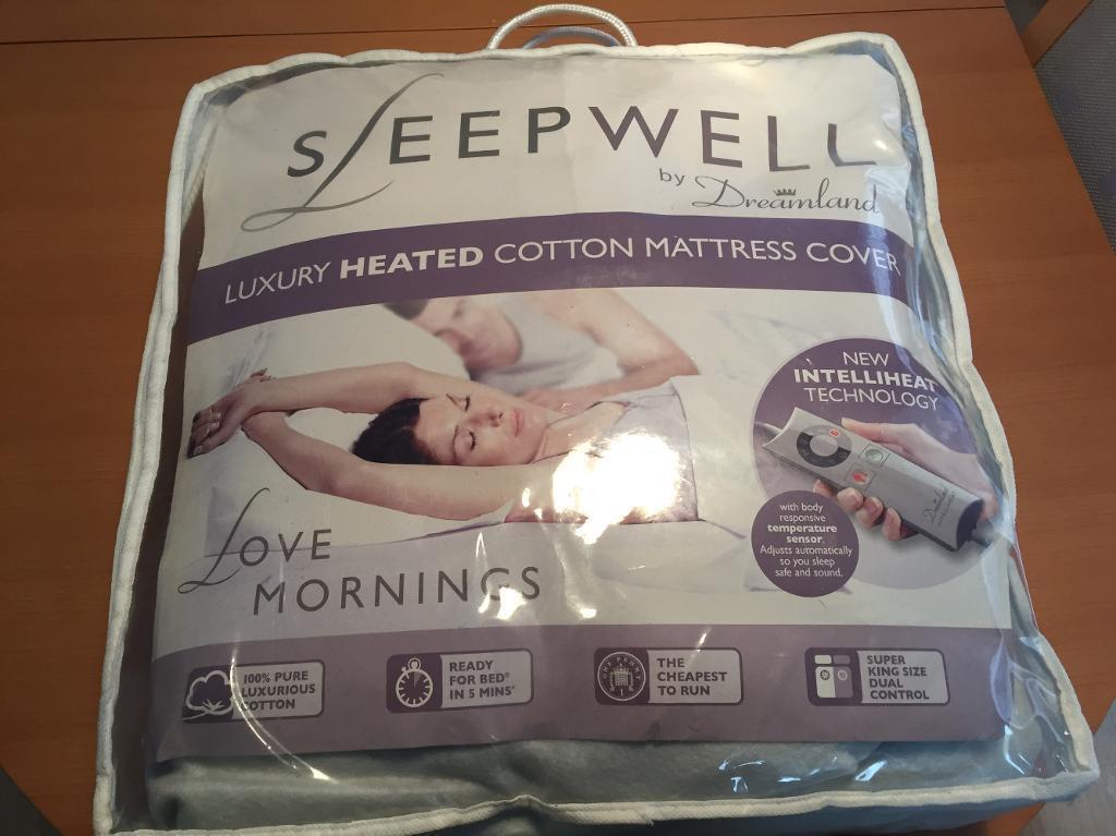 Sleep well electric blanket
