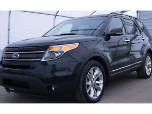 2013 Ford Explorer 4WD Limited