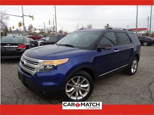 2013 Ford Explorer XLT / AWD / NAVIGATION /