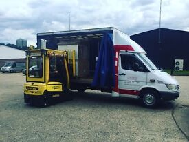 - JAZZ BREED TRANSPORT - van courier delivery driver service pallet parcel business with man norwich
