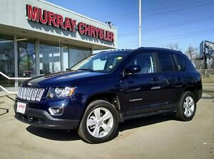 2015 Jeep Compass High Altitude 4WD *Heated Leather*