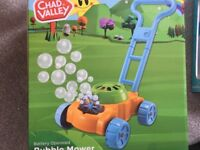 Chad valley Bubble Mower
