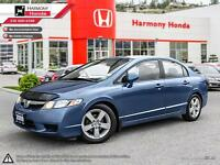 2009 Honda Civic SPORT - BC VEHICLE - NO ACCIDENTS - 4 NEW TIRES