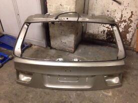 BMW X5 e70 tailgate