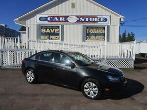 2014 Chevrolet Cruze LT AUTOMATIC CRUISE BLUETOOTH VOICE ASSIST