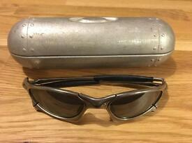 Oakley X Metal Penny Sunglasses and Case