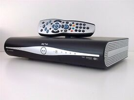 Sky+HD Box and Remote with all cables 500GB - Perfect condition