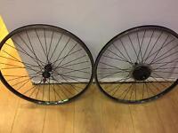 """Mountain bike wheels 26"""" suit vintage build"""