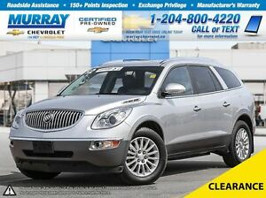 2012 Buick Enclave FWD 4dr CXL 1 *Heated Seats, Rear View Camera