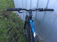 B twin mountain bike