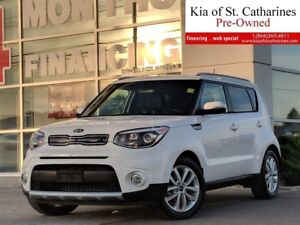 2018 Kia Soul EX+ | Dealer Demo | Android Auto