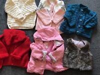 33 piece girls 9-12 clothes bundle £20 ONO