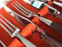 Vintage Cutlery Set (Timothy Whites)