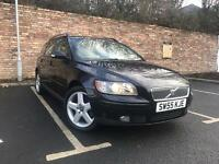 VOLVO V50 2.0 DIESEL SE 1 YEAR MOT 2 KEYS [not passat a4 3 series focus mondeo]