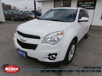 2012 Chevrolet Equinox 2LT AWD - Leather, Heated Seats, Remote S