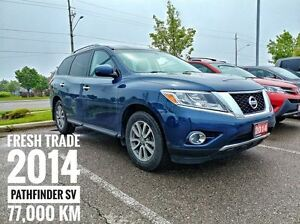 2014 Nissan Pathfinder SV AWD 7 Passenger  FREE Delivery