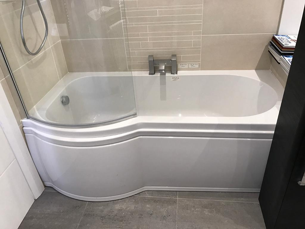 COMPLETE SHOWER BATH BATHROOM SUITE PACKAGE ONLY £48 FROM CREATIVE Classy Bathroom Baths Creative