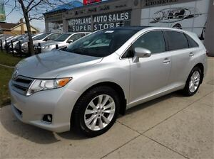 2013 Toyota Venza XLE Leather Roof