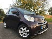 TOYOTA IQ 1.0L (2009) ***AUTOMATIC - FULL SERVICE HISTORY - IMMACULATE CONDITION*** LONG MOT