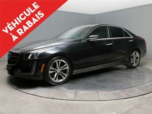 2014 Cadillac CTS V-SPORT TOIT CUIR MAGS