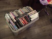 Cd & Dvd Collection , huge , jazz swing big band ect