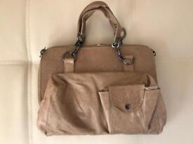 Topshop real leather bag