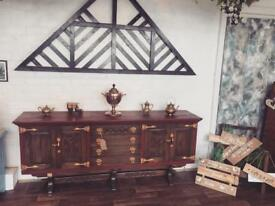 Vintage sideboard-by Gallier House