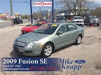 2009 Ford Fusion SE *MoonRoof *Manual