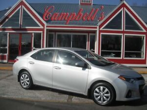 2014 Toyota Corolla S BACK UP CAMERA HEATED SEATS AUTOMATIC