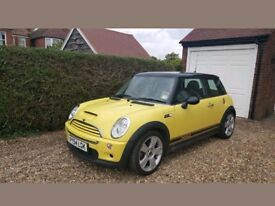 "Mini cooper s very tidy all round ""as clean as youll find"" 2 owners"