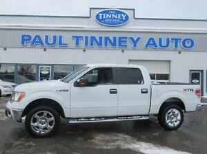 2013 Ford F-150 XTR SuperCrew 5.5-ft. Bed 4WD