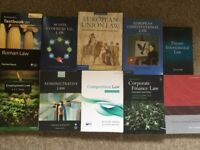 Used Law Books (Scots/English Law)