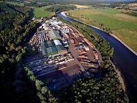 PLANT ELECTRICIAN - Aboyne sawmill