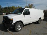 2010 Ford E-Series Van E-350 Super Duty Extended