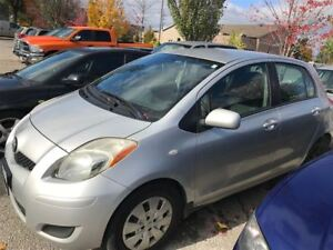 2009 Toyota Yaris AUTO!FULLY LOADED!FULLY CERTIFIED@NO EXTRA CHA