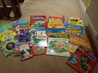 Selection of childrens books ages 2 3 4 5 years