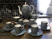 Vintage Wedgwood Coffee Set