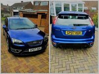 """Ford Focus St-3 """"Modified to Perfection"""""""