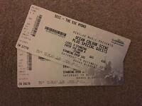 2 x Ocean Colour Scene Tickets