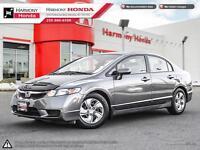 2010 Honda Civic SPORT - ONE OWNER - BC VEHICLE - HIGHWAY MILES