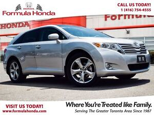 2009 Toyota Venza TOP OF LINE | NAVIGATION | LOW KM! - FORMULA H