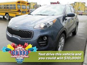 2017 Kia Sportage LX All wheel drive, clean Carproof!