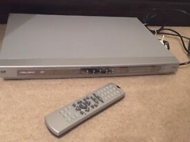 BUSH DVD player with remote